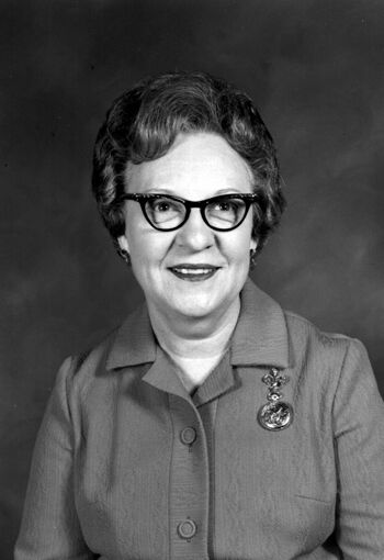 Edna Elizabeth Eberhardt Hughes