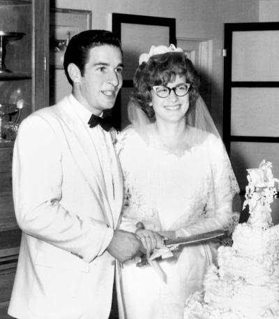 Mr. and Mrs. Hansen