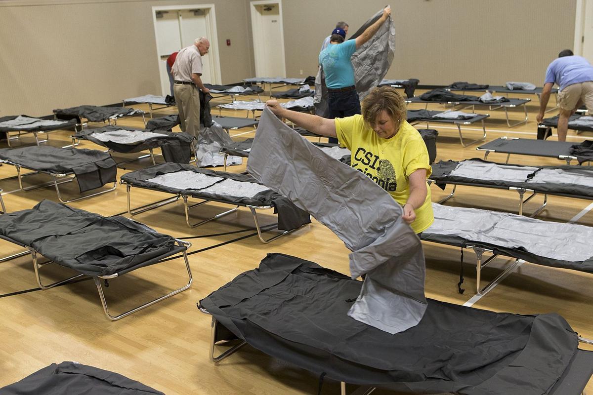 Hurricane Harvey prep