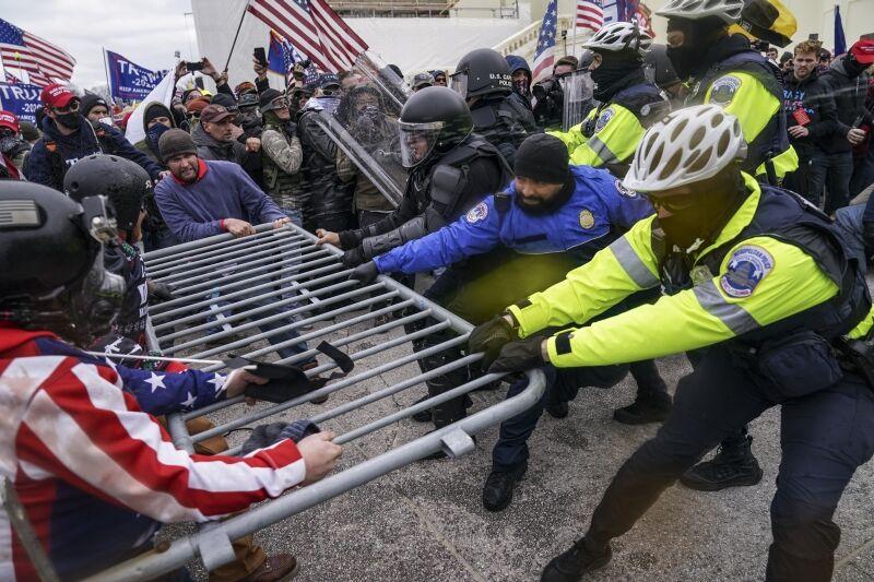 Electoral College riot