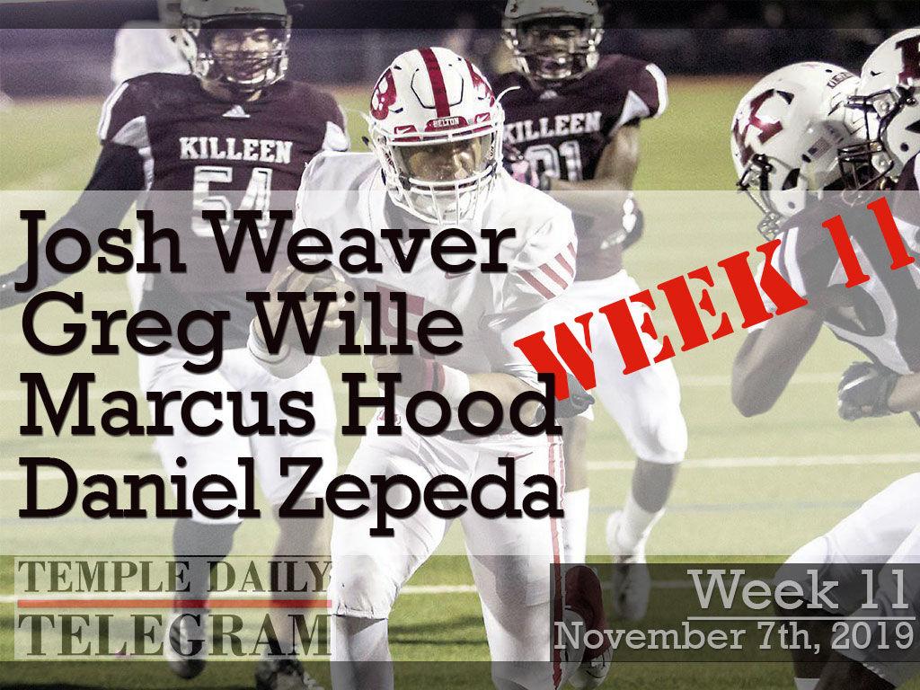 PODCAST:  Week 11 | Central Texas Area Football