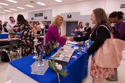 Killeen ISD job fair allows face time | News | tdtnews com