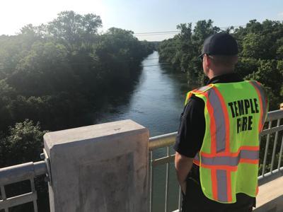 Leon River search