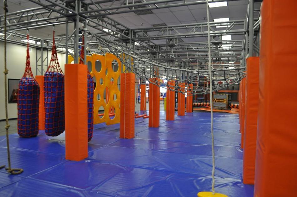 Jump Around Xtreme Jump Facility Opens At Mall Business Tdtnews Com
