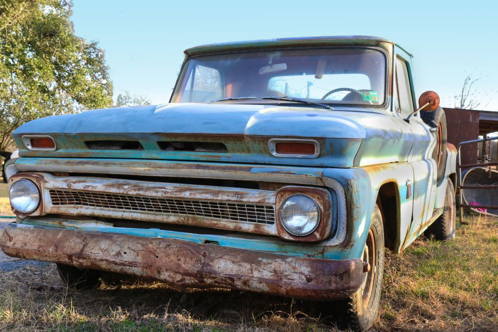 Wanted, dead or alive: old pickup trucks | News | tdtnews.com