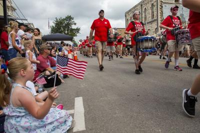 Belton Fourth of July parade