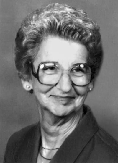 Mary Charlene Lewis Wesley