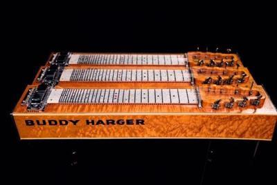 Belton man donates rare steel guitar to museum