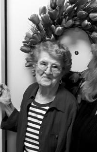 Juliana Buckholt Olbrich, age 95, of Temple died Monday
