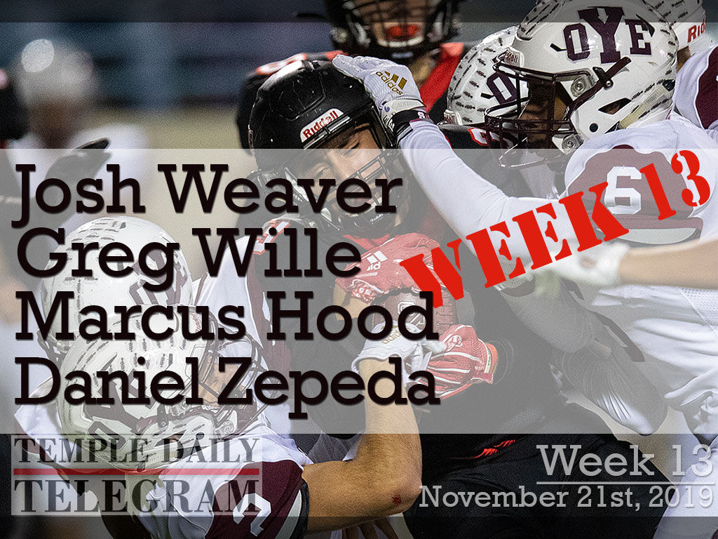 Week 13 | Central Texas Area Football Podcast