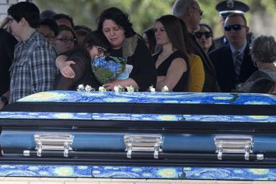 Westberg funeral