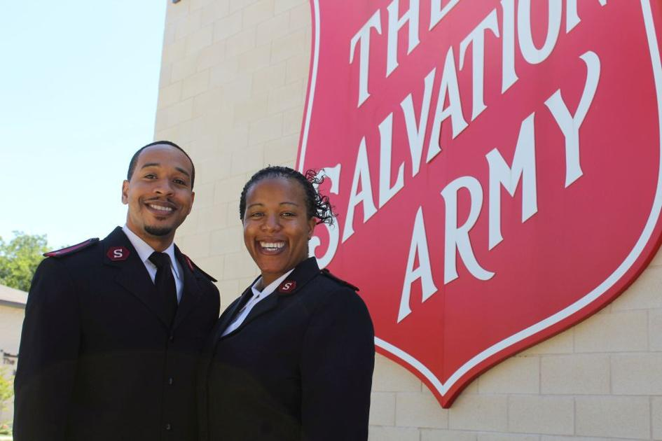 Temple warming shelter opens at Salvation Army