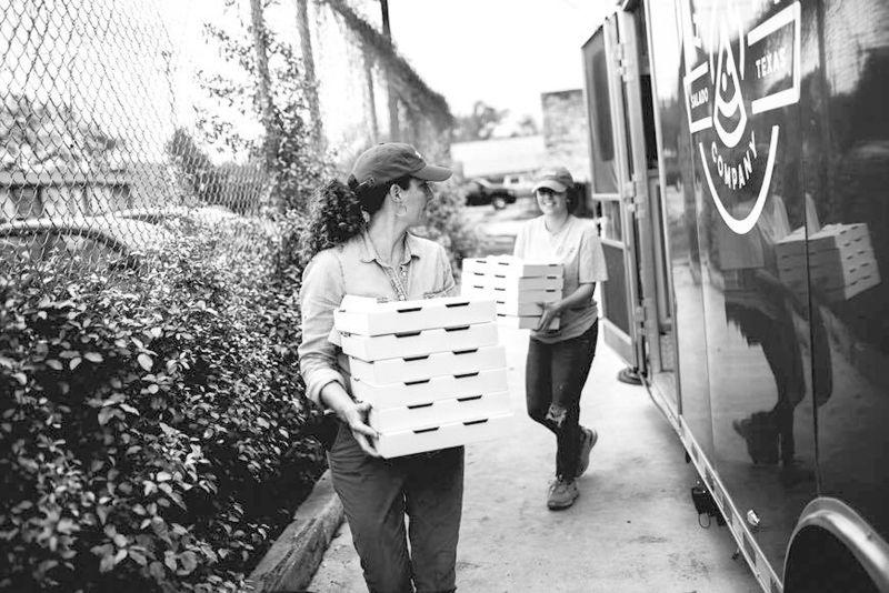 Keeping Salado pizza fans happy