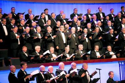 Singing Men of North Central Texas