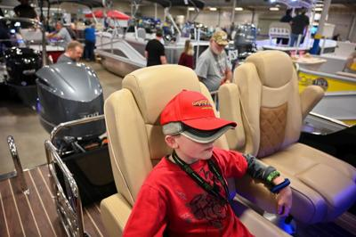 2020 Central Texas Boat Show wraps up in Belton
