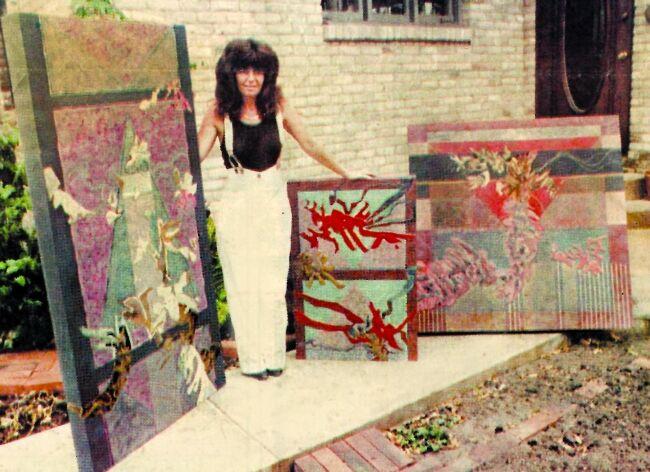 Pat Coufal artist