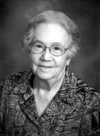 Thelma Mae (Susie) Turnbo Buchanan