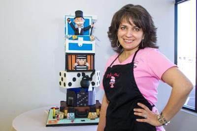 how sweet it is halabi of lily s cakes captures cake wars