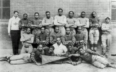 The Dunbar Panthers