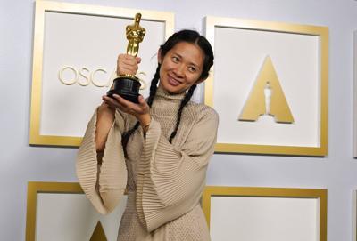 Director/Producer Chloe Zhao