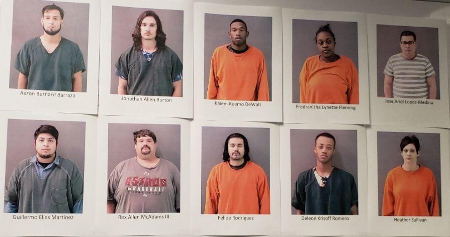 Arrests made