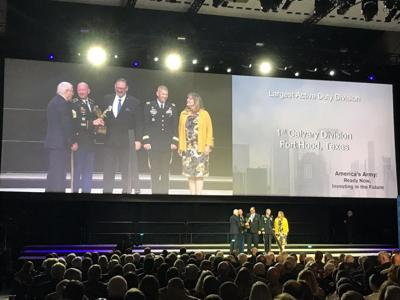 Local AUSA chapter attending annual conference in nation's capitol