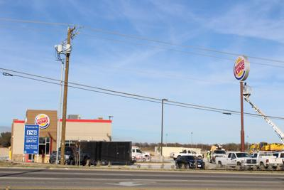 Burger King To Open New Temple Restaurants News Tdtnews Com