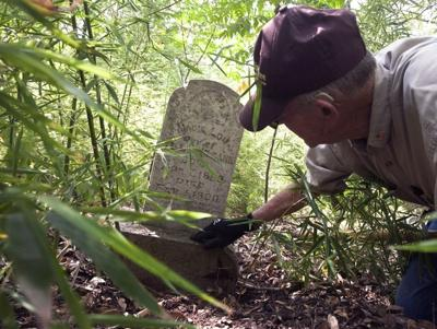 Aging cemetery needs help: Local residents hope to loosen