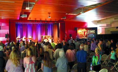 Renewal Church service