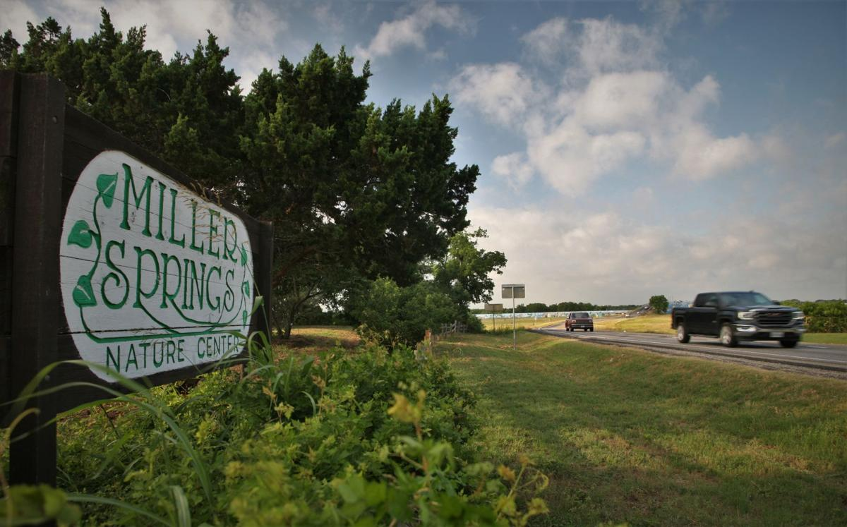 Miller Springs Nature Center reopens | News | tdtnews com