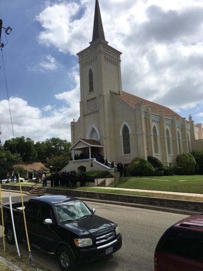 Deputy's funeral | News | tdtnews com