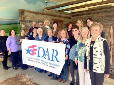 DAR chapter visits museum