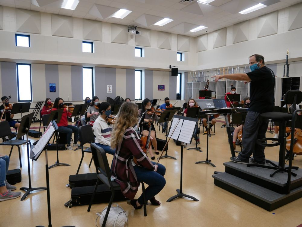 Belton orchestra project