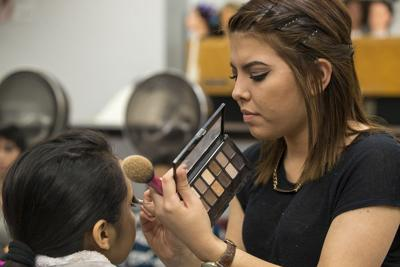 Cosmetology Funding Could Be Cut Statewide Temple Program Continues