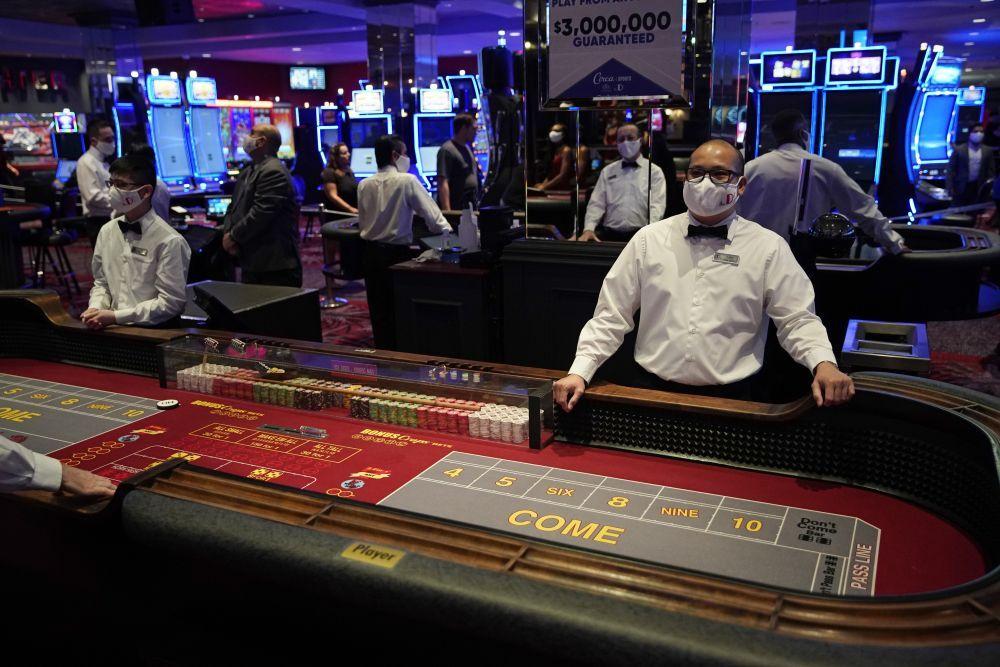 Virus Outbreak casino