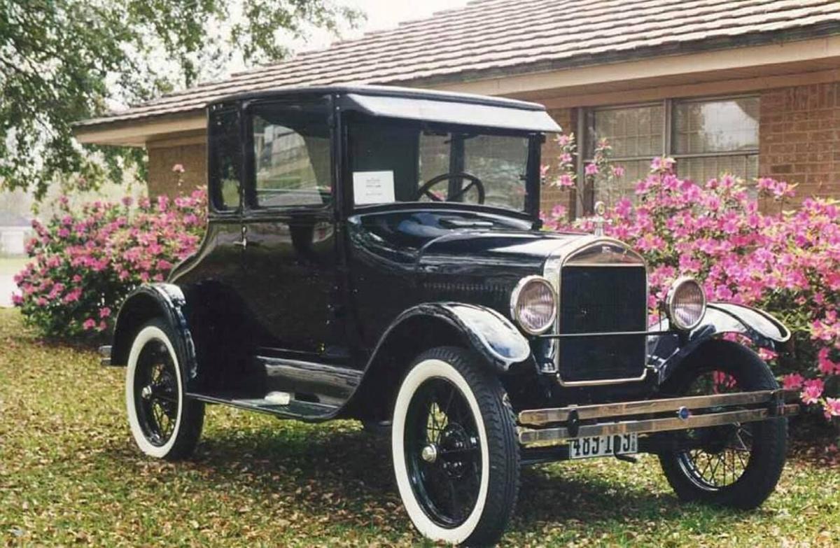 Stolen Model T