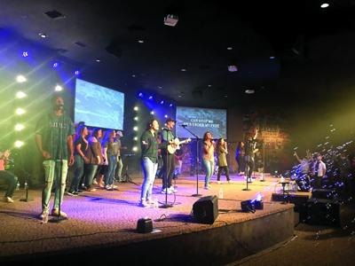 Holding a HOUSE party: Bethel worship ministry celebrates release of debut album