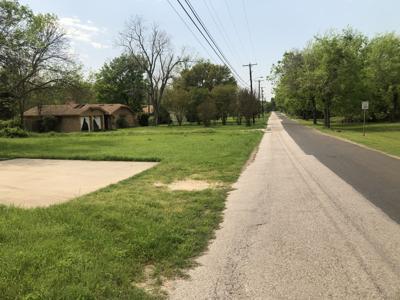 Poison Oak Road