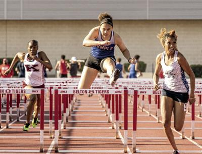 District 12-6A meet
