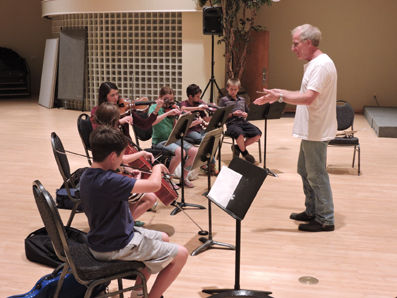 Swing Time Big Band to offer free music classes at the CAC | Life