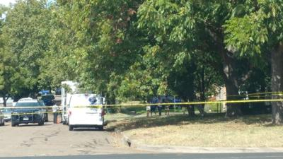 Two dead children identified by police