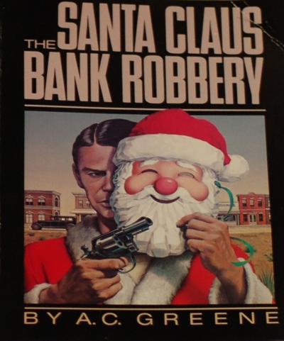 santa claus bank robbery