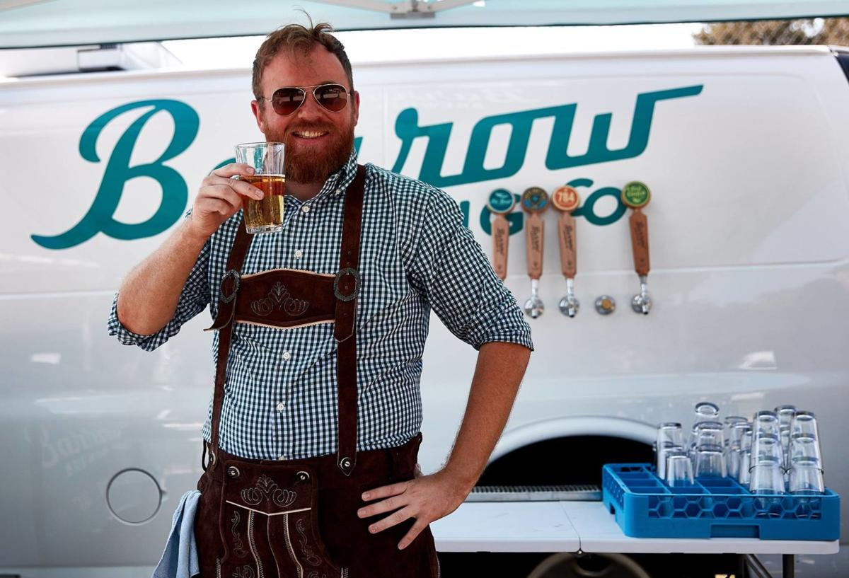 Oktoberfest at Barrow Brewing Co.