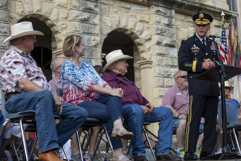 Fort Hood command speaks