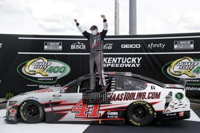 NASCAR Cup Series Kentucky Auto Racing