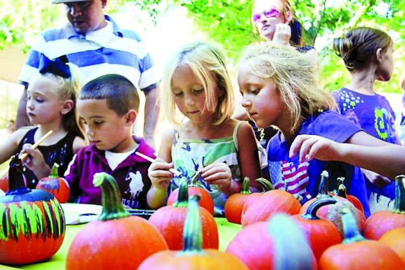 Celebrating fall: Festivals planned across the area