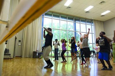 Choreography session