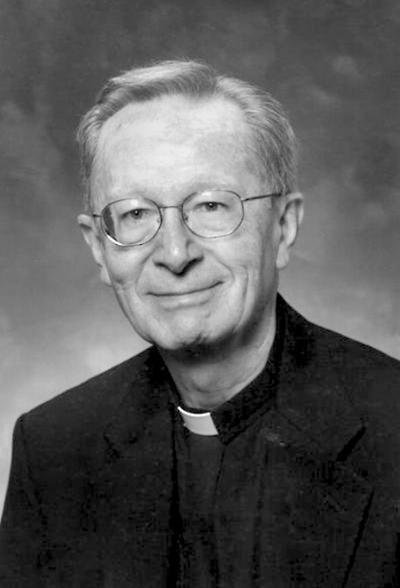 Rev. Edward J. Frazer, P.S.S