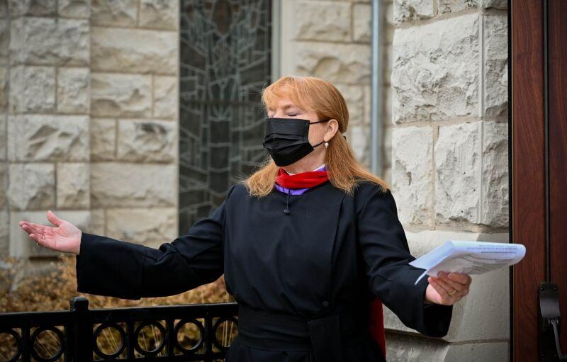 Rev. Janice Krause