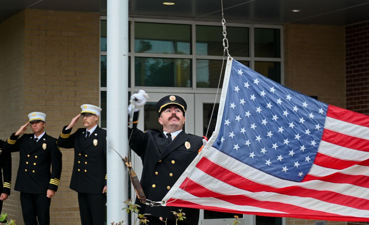Sept. 11 ceremony